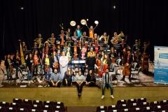 Concerto Orchestra Erasmus. Inaugurazione Fiera Didacta 2018