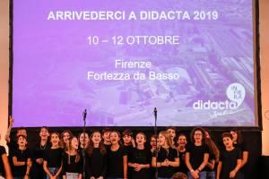 Fiera Didacta: 20 ottobre 2018